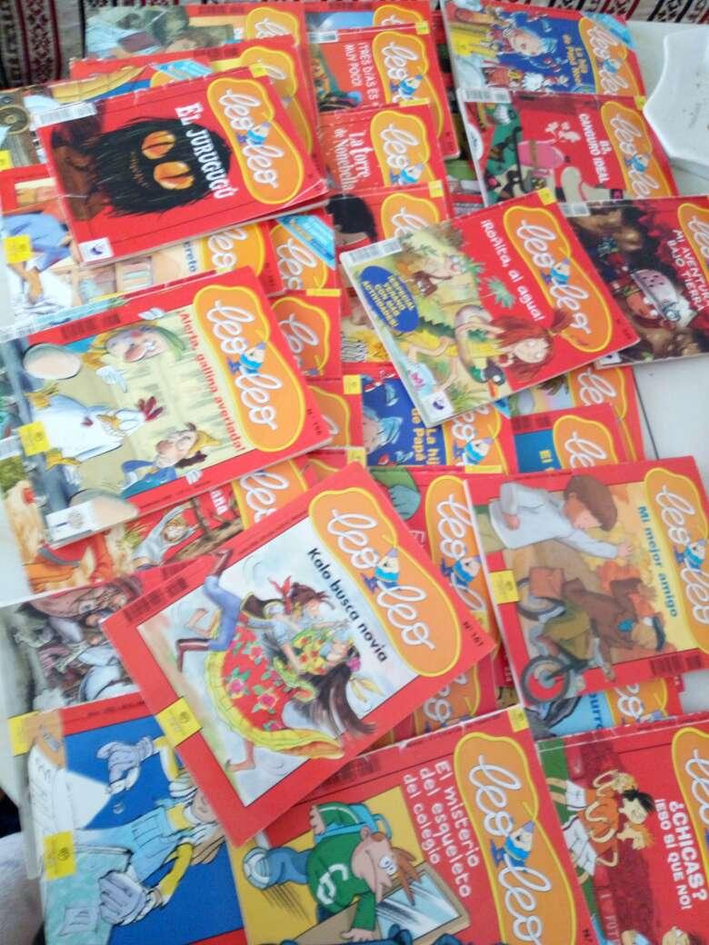 Imagen (precio negociable) colección de libros leo leo
