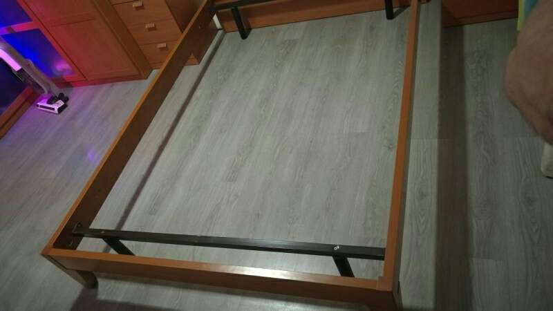 Imagen producto Estructura cama medidas 1,90 4