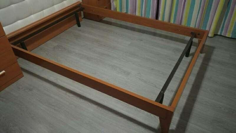 Imagen producto Estructura cama medidas 1,90 3