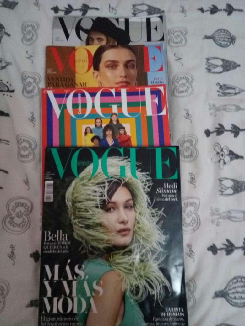 Imagen producto Revistas Vogue  2