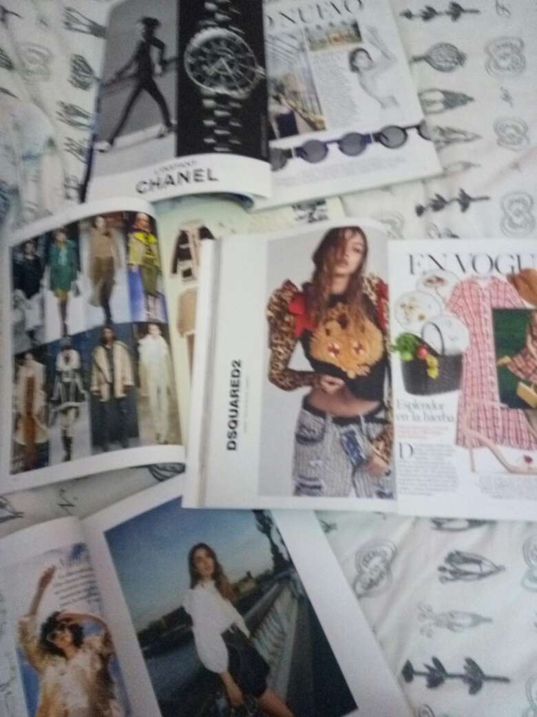 Imagen Revistas Vogue