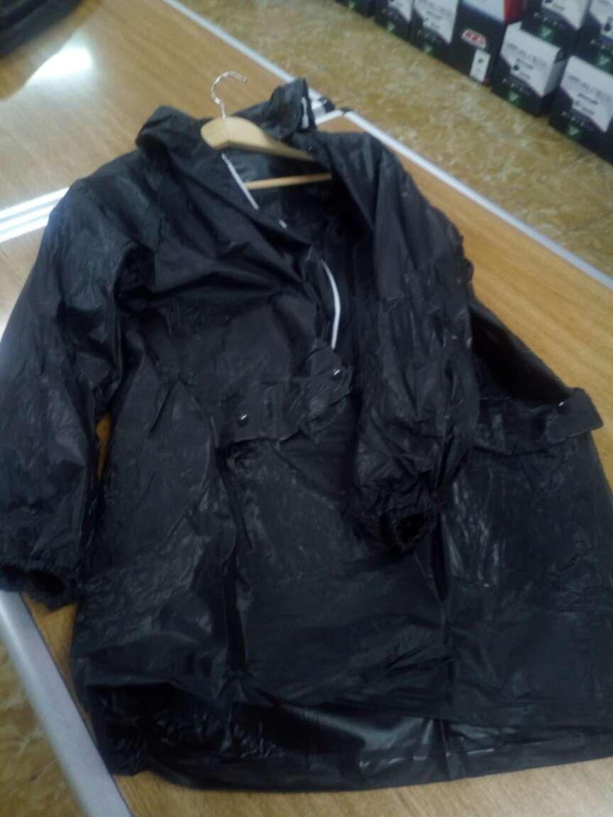 Imagen chaqueta moto lluvia nueva