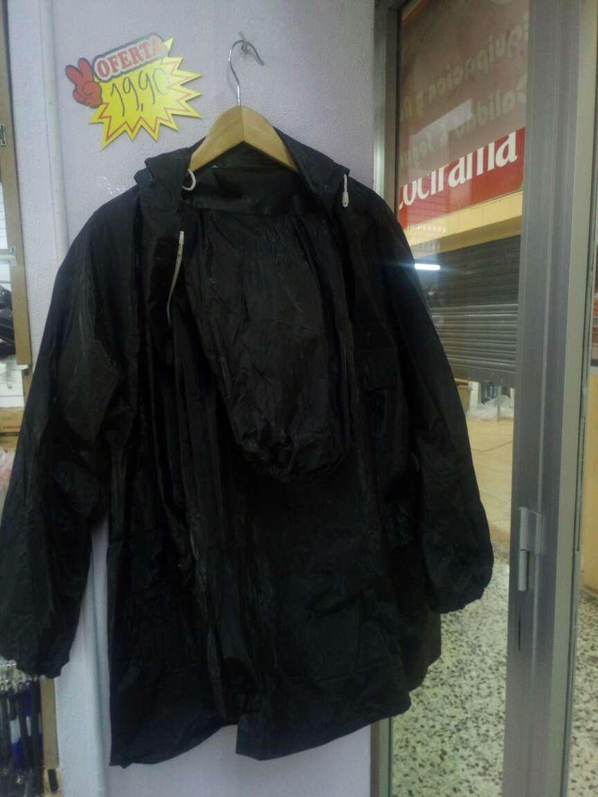 Imagen traje moto lluvia nuevo