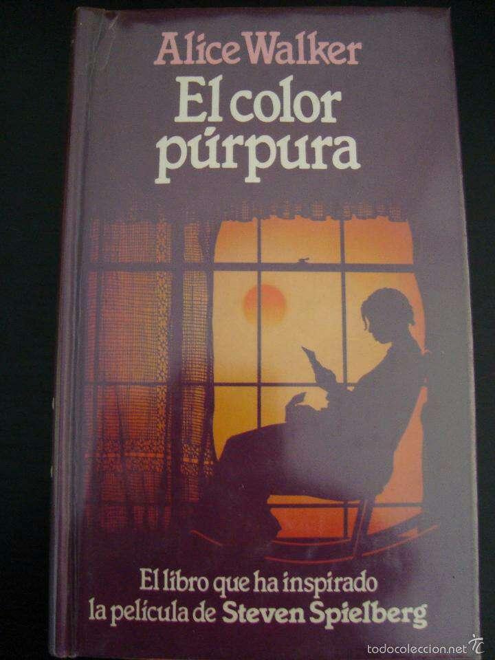 Imagen Libro El Color Púrpura
