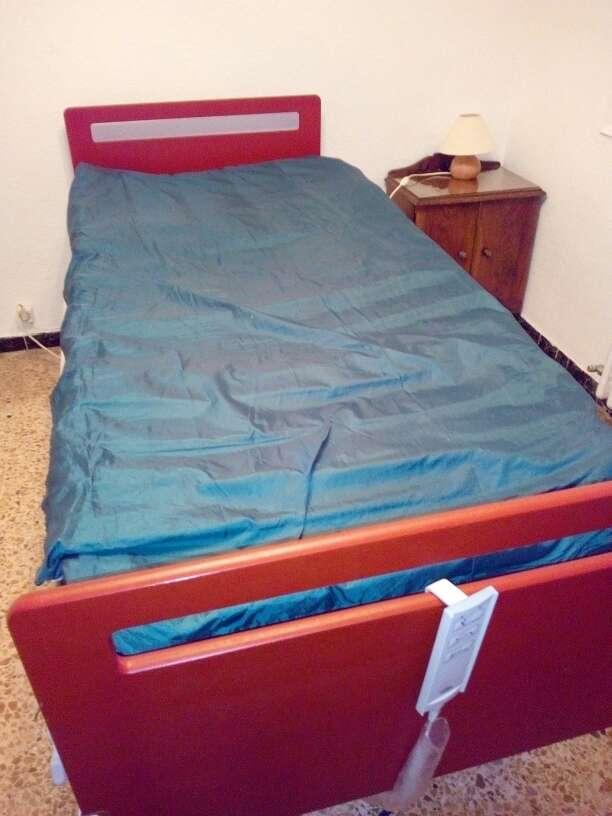 Imagen cama articulada