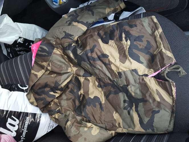 Imagen chaqueton de niña 8 años