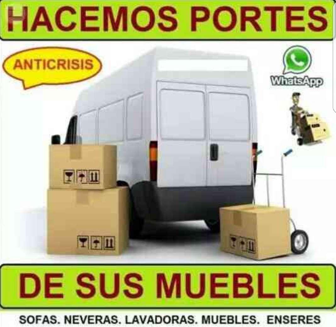 Imagen Portes y mudanzas asturias