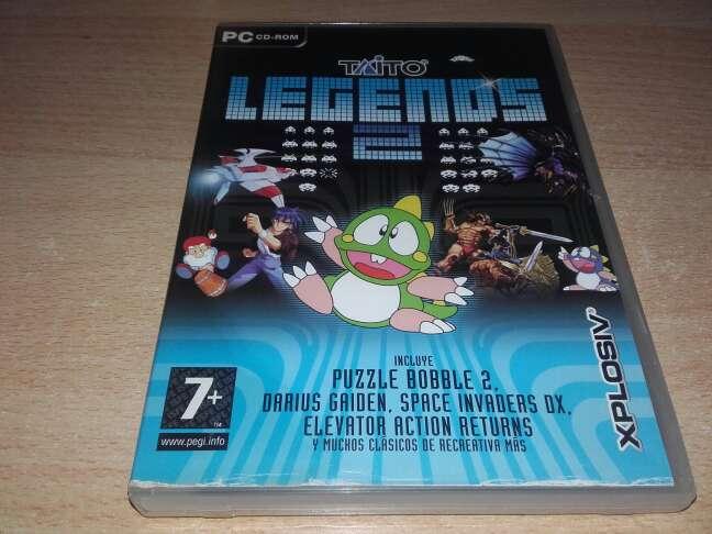 Imagen Taito legends vol 2