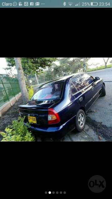 Imagen producto Vendo carro hyunday 2