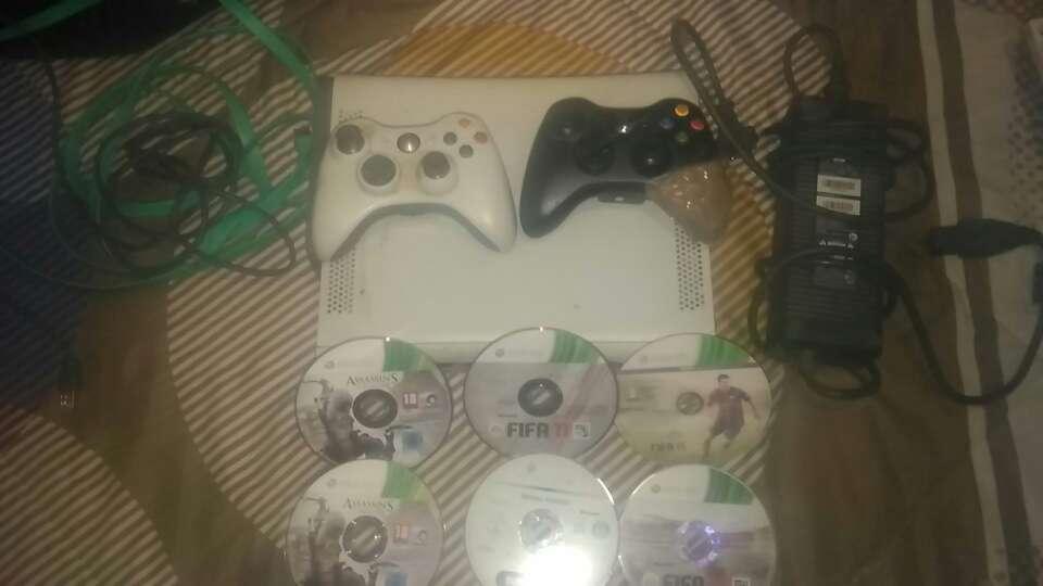 Imagen Consola Xbox 360