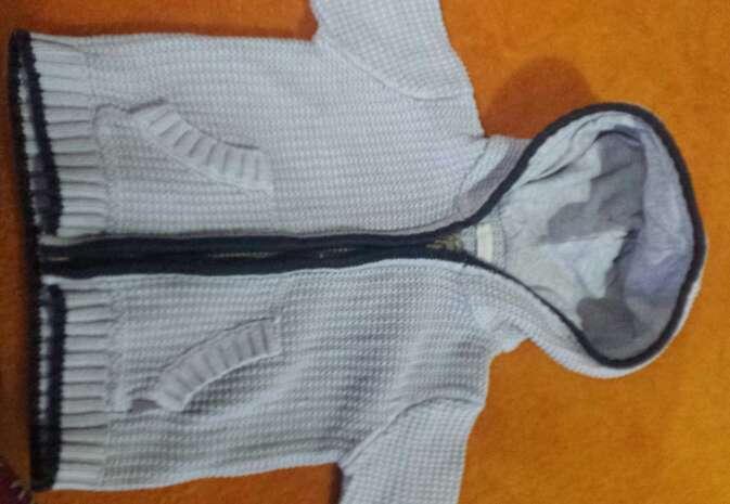 Imagen producto Ropa de bebe - Chaqueta lana 2