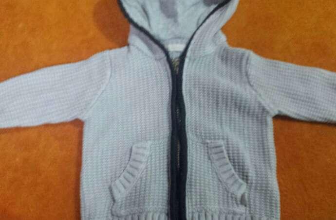 Imagen Ropa de bebe - Chaqueta lana