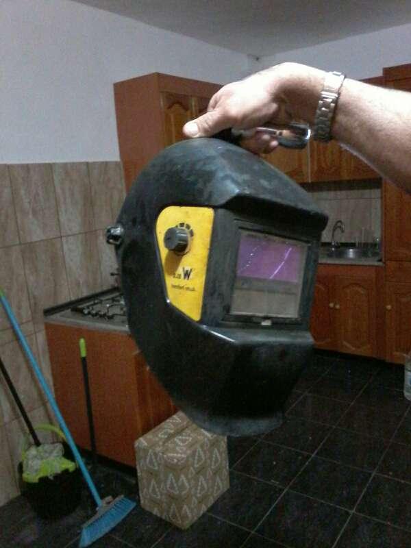 Imagen producto Careta para soldar  1