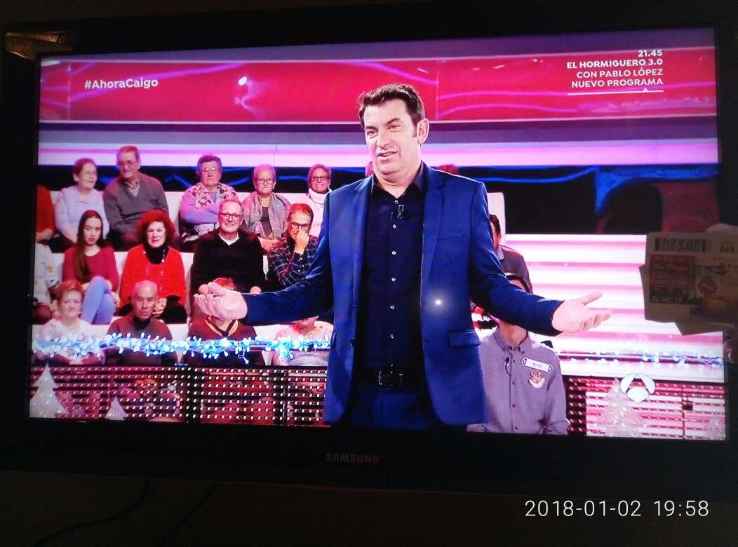 Imagen Televisor Samsung