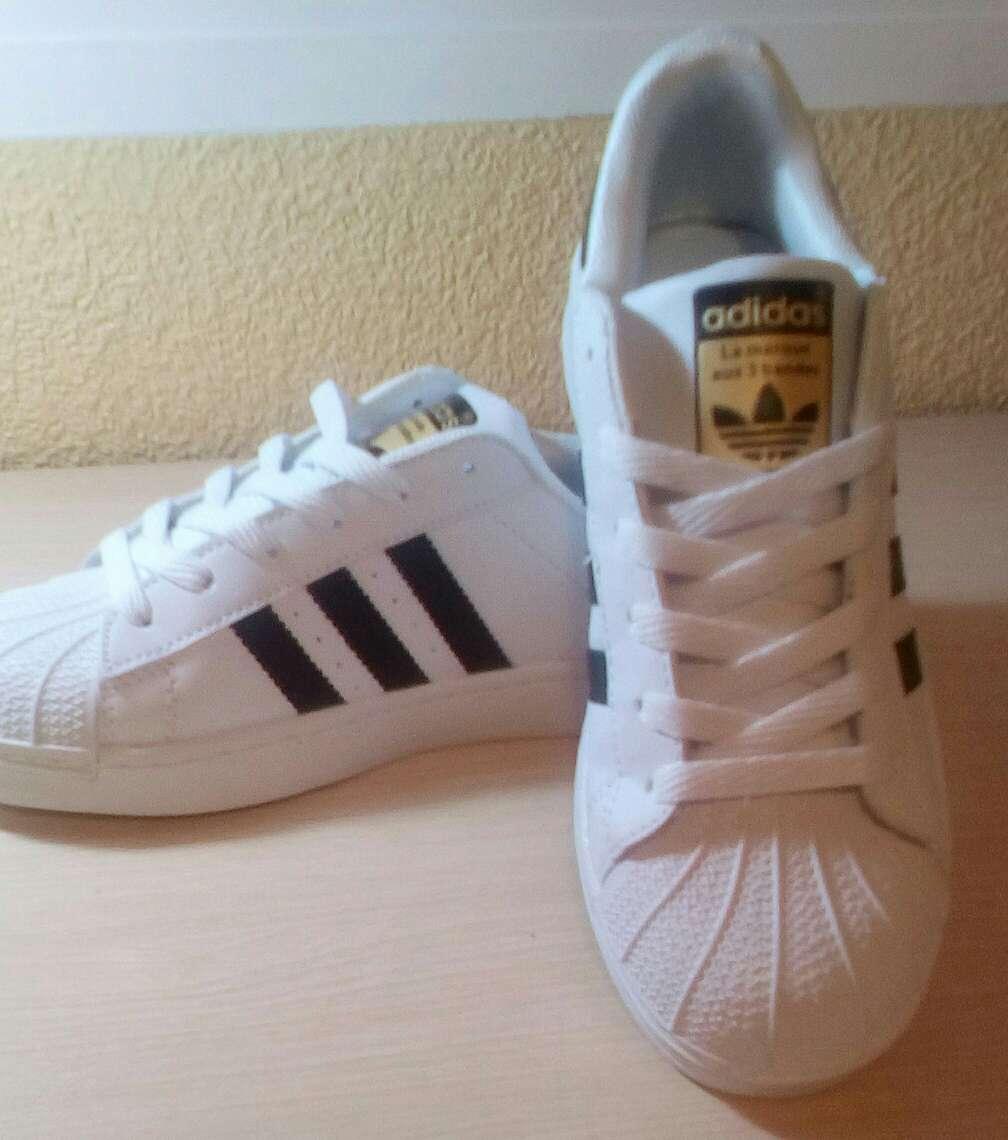 Imagen producto Zapatillas Adidas Superstar 3