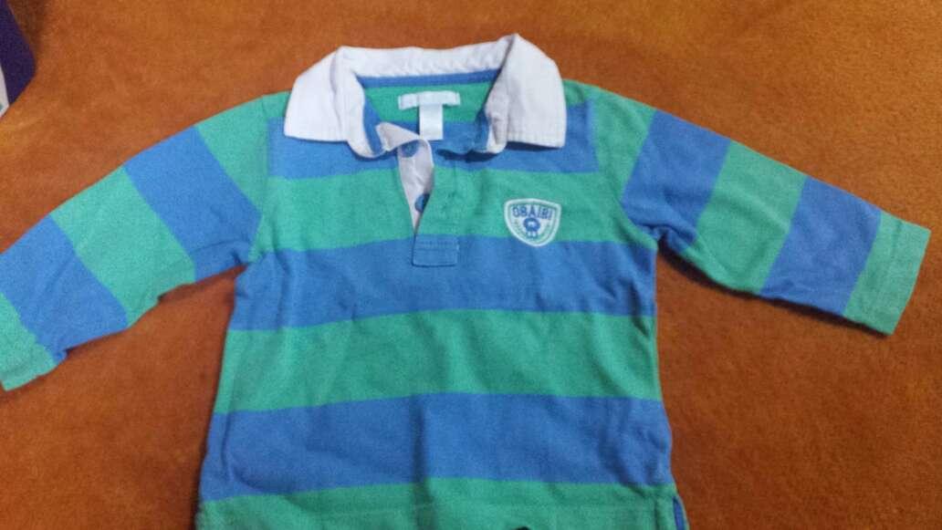 Imagen ropa de bebe-camisa