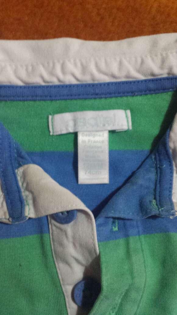 Imagen producto Ropa de bebe-camisa 2