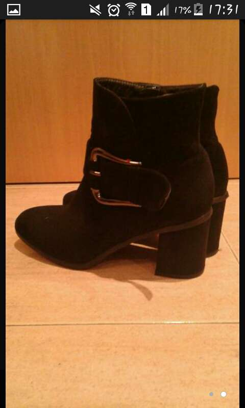 Imagen producto Botines mujer 1