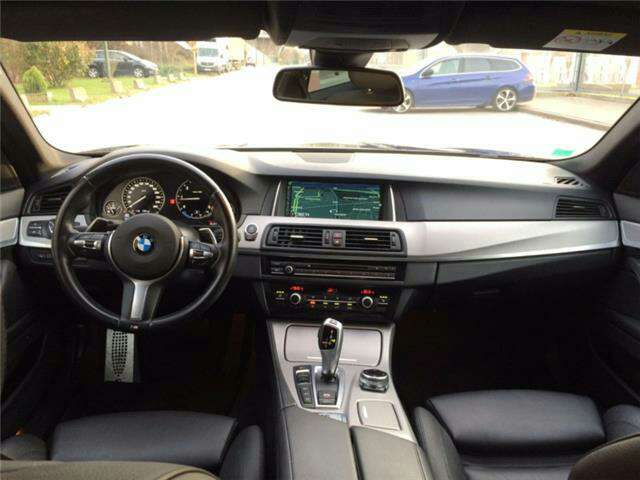 Imagen producto BMW 520 D Xdrive M Pack 2014 7