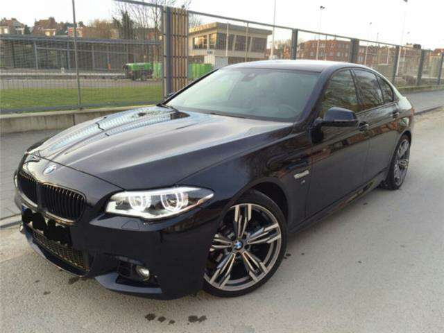 Imagen producto BMW 520 D Xdrive M Pack 2014 2