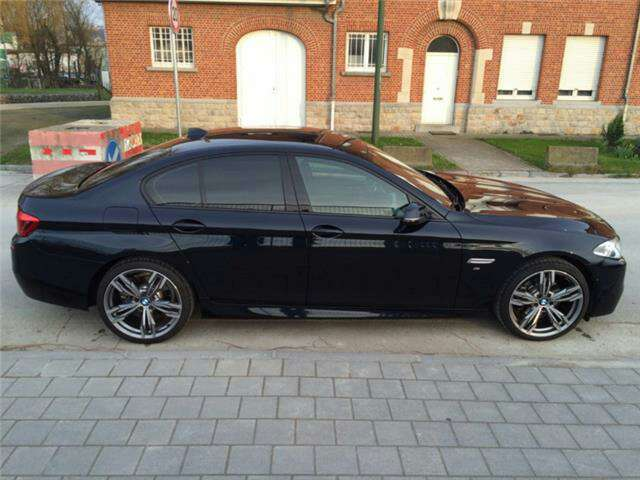 Imagen producto BMW 520 D Xdrive M Pack 2014 4