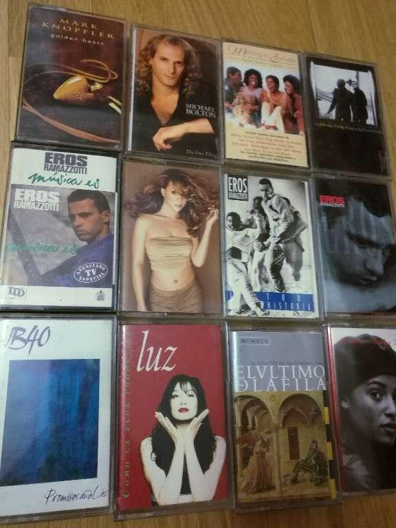 Imagen Cassettes a la venta