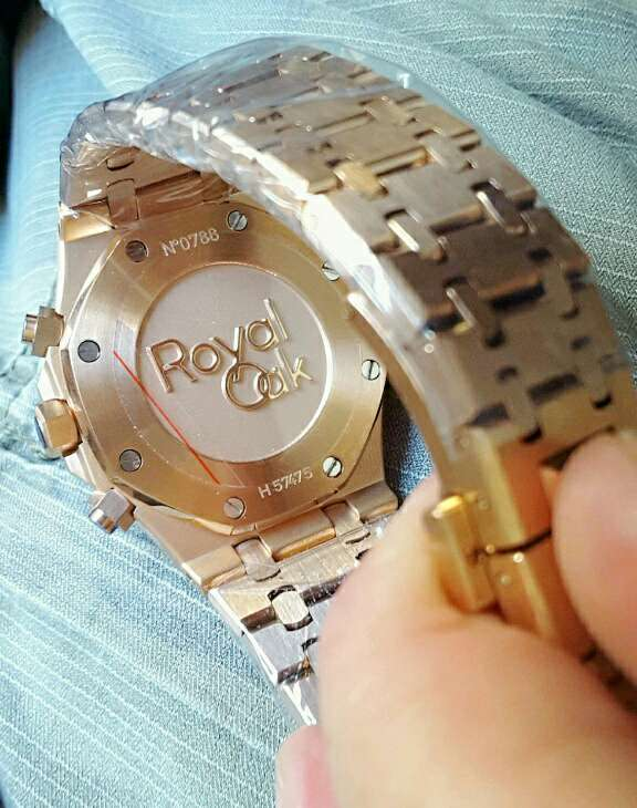 Imagen producto Luxurious Royal Ap Watch  2