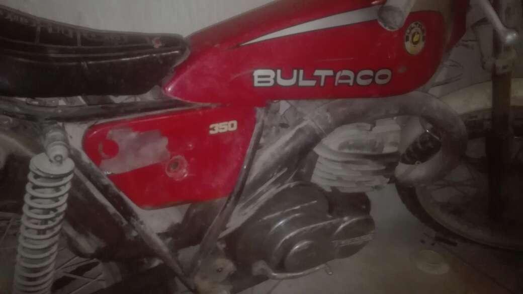 Imagen producto Bultaco sherpa 350  2
