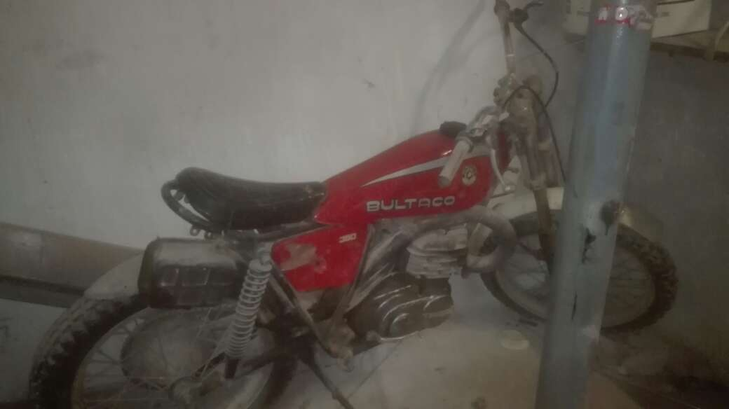 Imagen Bultaco sherpa 350