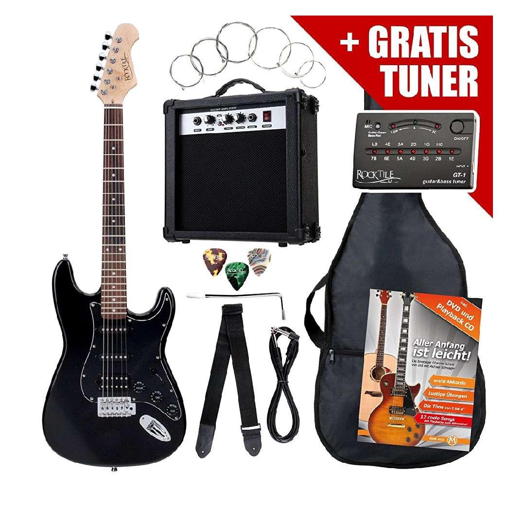 Imagen Pack guitarra eléctrica sin estrenar
