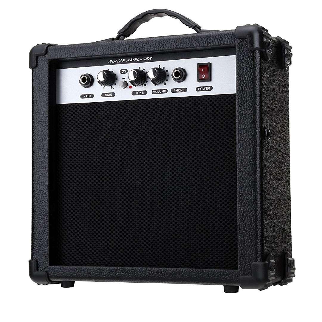 Imagen producto Pack guitarra eléctrica sin estrenar 4
