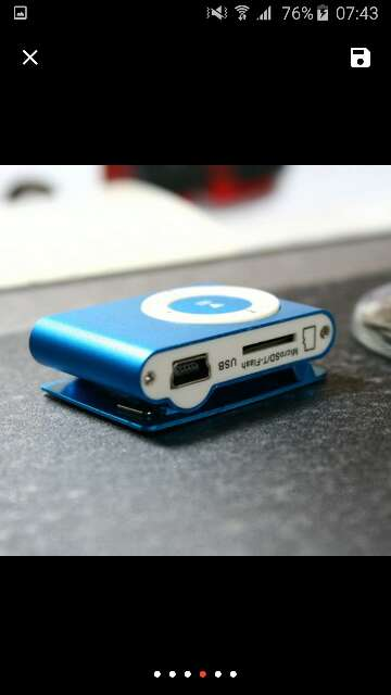 Imagen producto Mp3 player 2