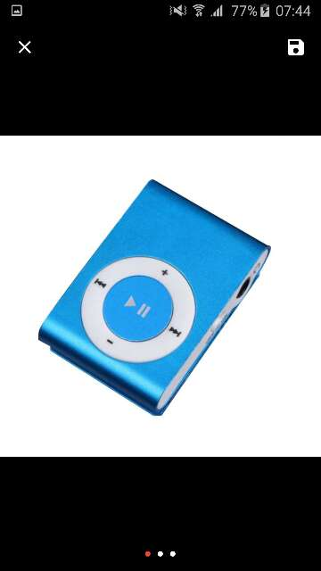 Imagen producto Mp3 player 3