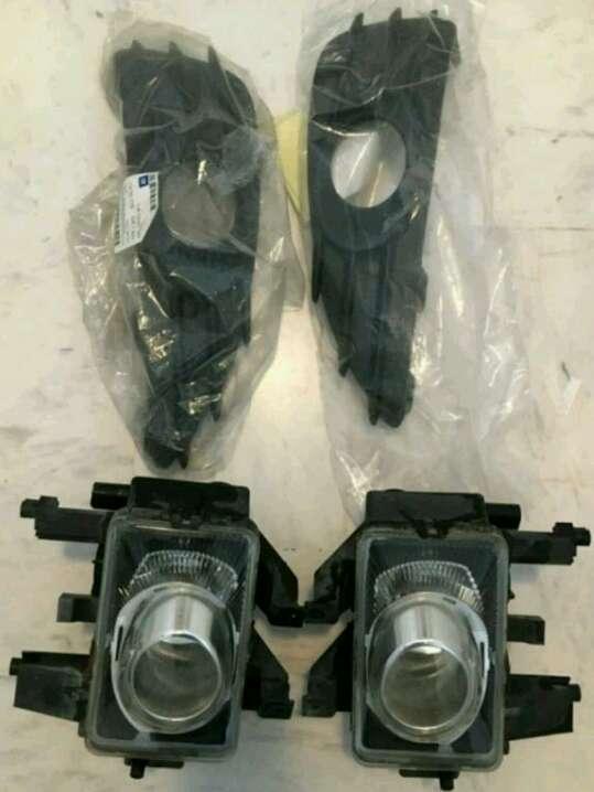 Imagen Faros antiniebla y embellecedores para Opel Astra