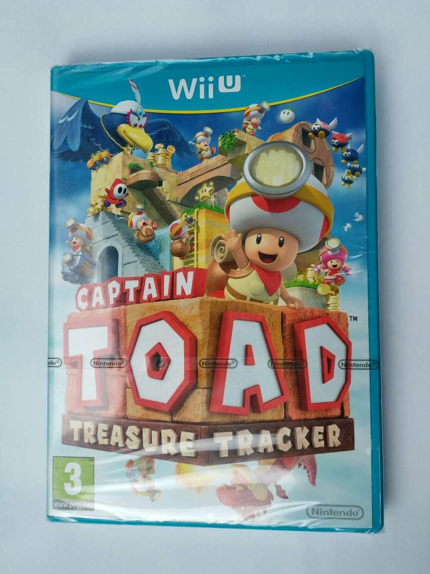 Imagen Captain toad treasure tracker, precintado