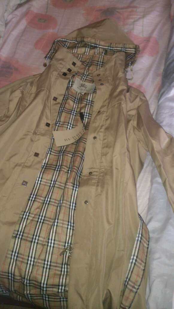 Imagen Authentique veste trench BURBERRY Neuve
