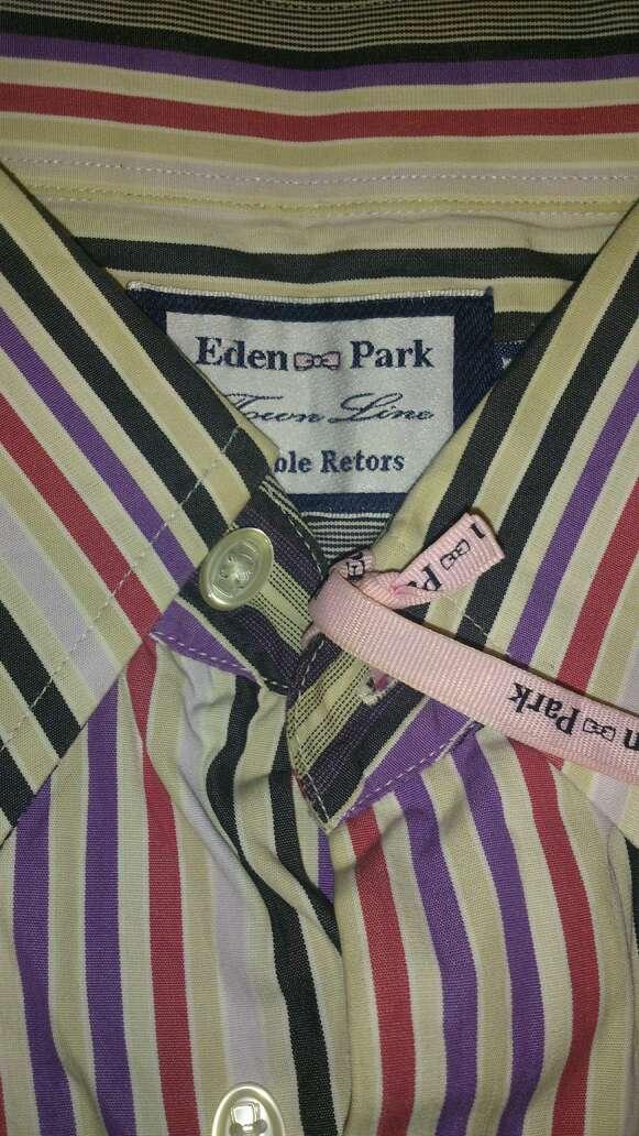 Imagen magnifique chemise neuve Éden Park