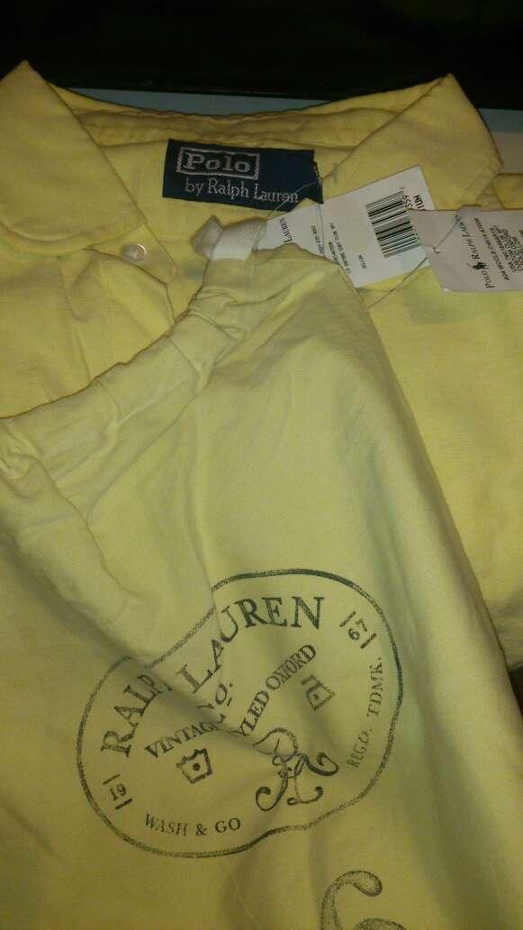 Imagen producto Jolie chemise RALPH LAUREN NEUF 2