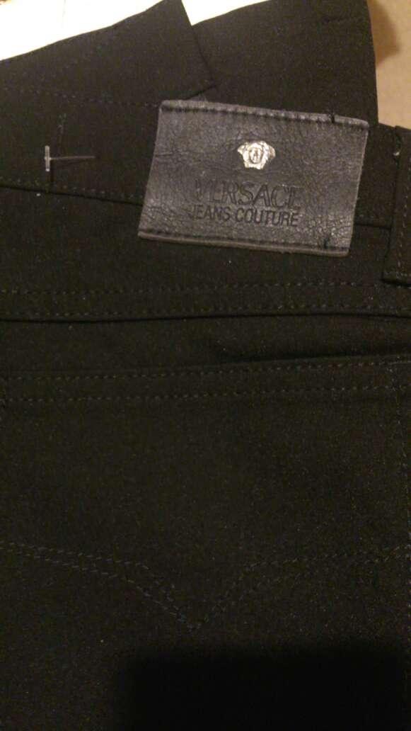 Imagen producto Magnifique pantalon tissu VERSACE Neuf 4