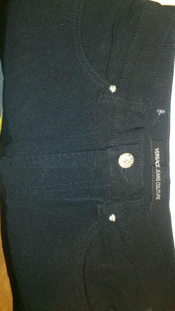 Imagen producto Magnifique pantalon tissu VERSACE Neuf 2