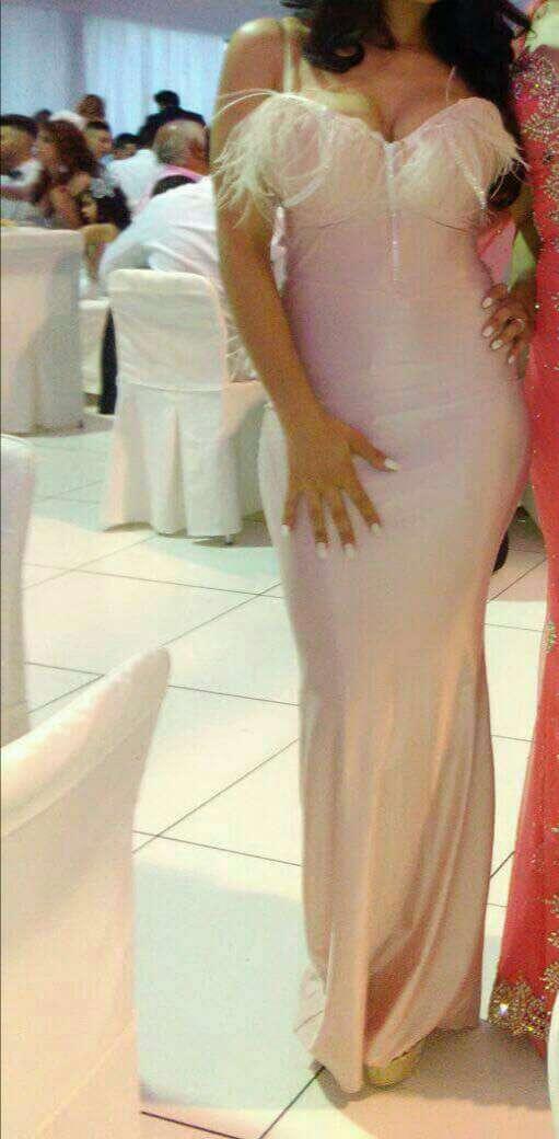 Imagen vestido de bodas gitanas