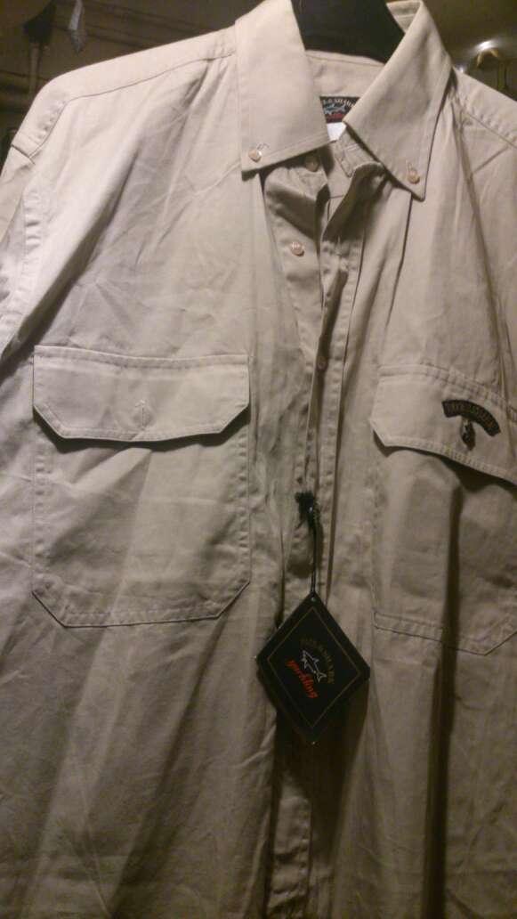 Imagen producto Magnifique chemise PAUL&SHARK NEUF 2