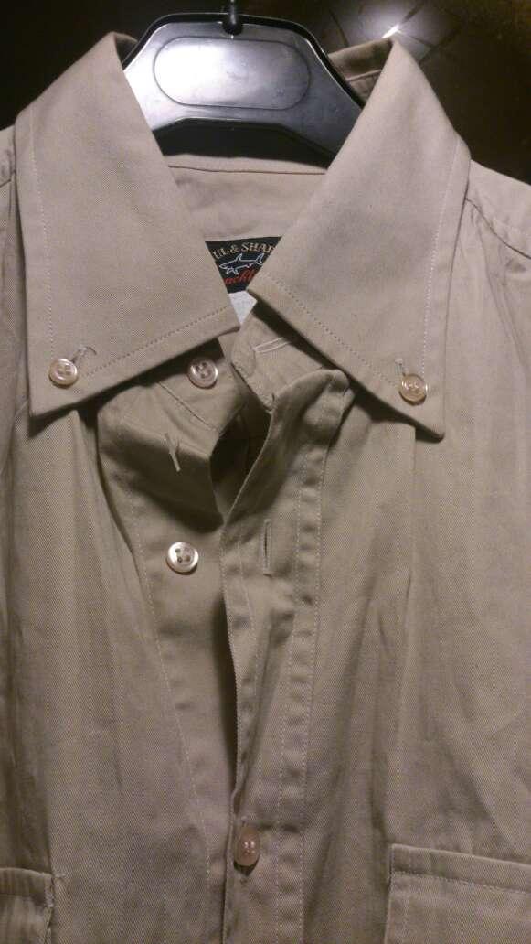 Imagen Magnifique chemise PAUL&SHARK NEUF