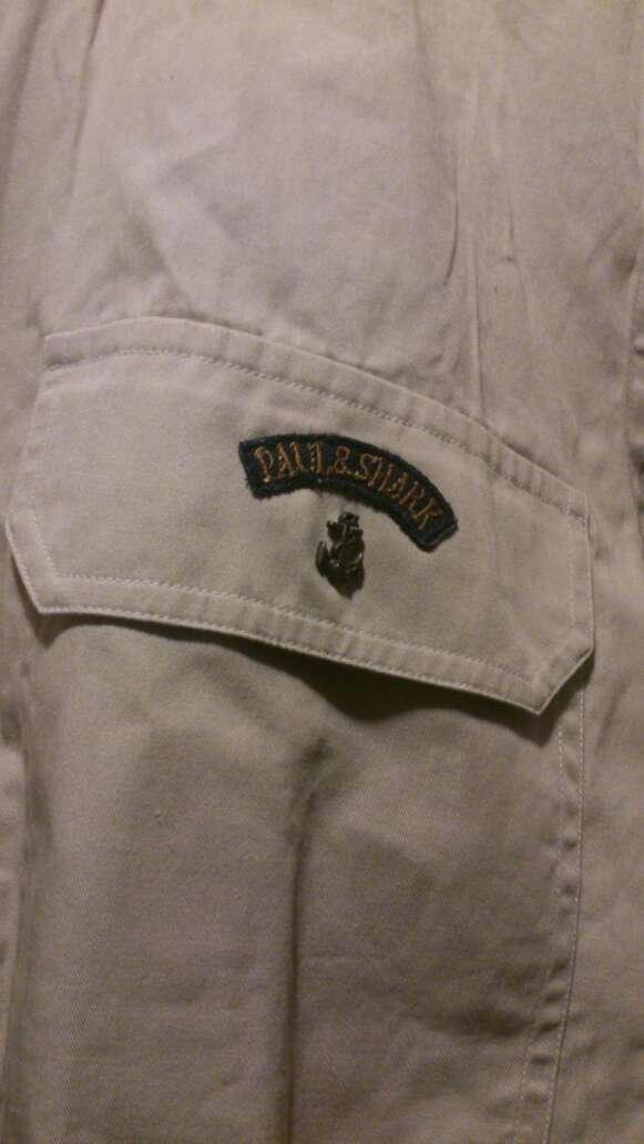 Imagen producto Magnifique chemise PAUL&SHARK NEUF 3
