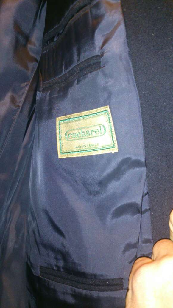 Imagen producto Sublime veste costume CACHAREL Neuf 2
