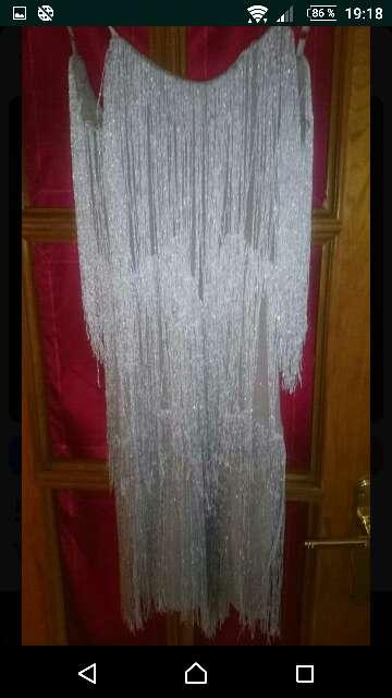 Imagen vestido gitana bodas