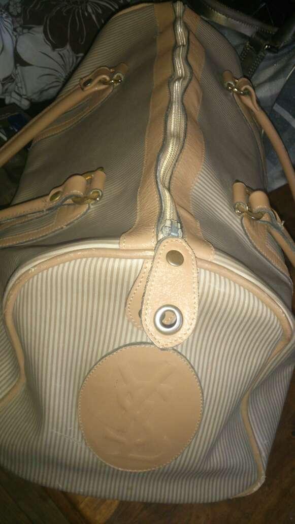 Imagen producto Authentique grand sac bandoulière vintage YVES SAINT LAURENT 2
