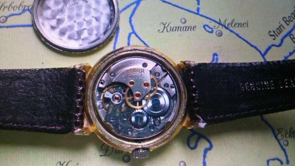 Imagen producto Authentique montre Suisse vintage BAUME & MERCIER 3