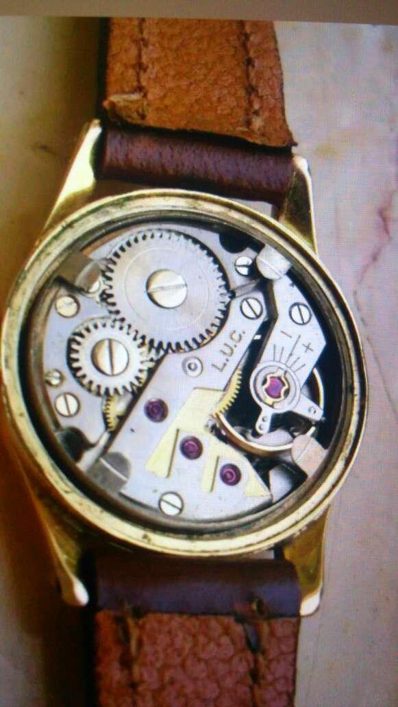 Imagen producto Authentique montre vintage CHOPARD / OR 18K 4