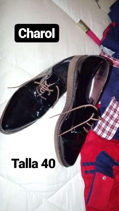 Imagen zapato charol
